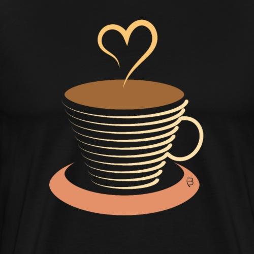 0251 Kaffee | Kaffeeliebhaber | Kaffeetasse