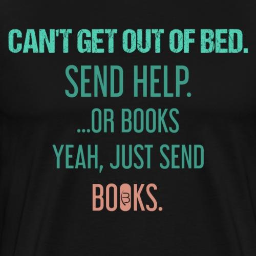 0279 Sende Hilfe oder Bücher! Yeah, schicke Bücher