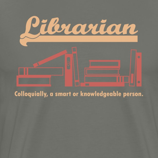 0333 Cool saying funny Quote Librarian