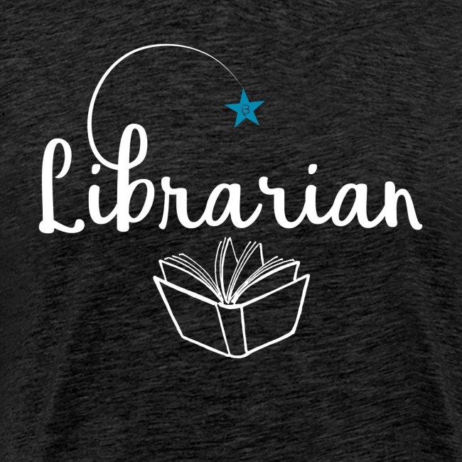 0328 Librarian Librarian Library Book