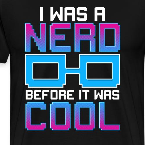 Cool Nerd - Männer Premium T-Shirt