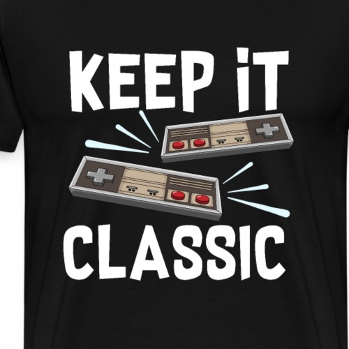 Nerd Classic - Männer Premium T-Shirt