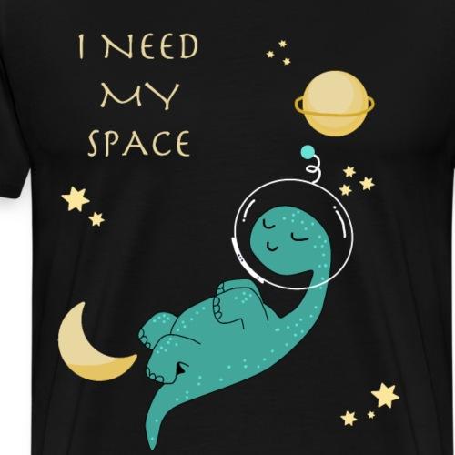 Dinosaurs Sleepshirt - Männer Premium T-Shirt