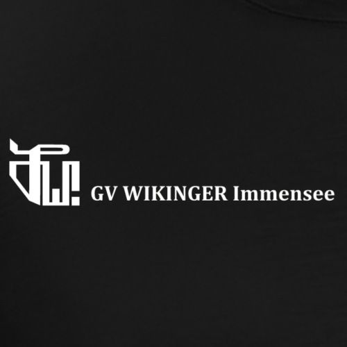 Zirkelbanner weiss (vorne) Zirkel, weiss (hinten) - Männer Premium T-Shirt