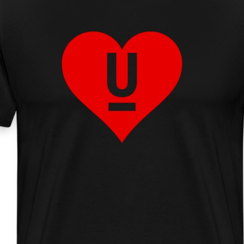 I Love Dortmund (U) - Männer Premium T-Shirt