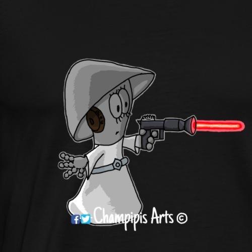 Champipie'Blaster_Sign - T-shirt Premium Homme