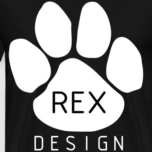 Rex Design Recolour - Men's Premium T-Shirt
