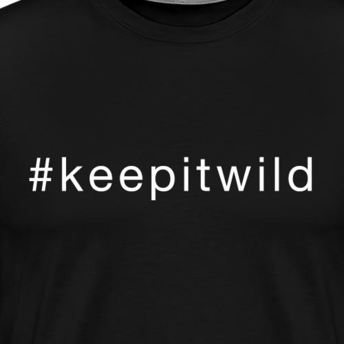 keepitwild - Männer Premium T-Shirt