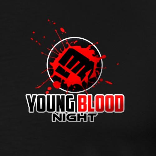 YBN Logo - Männer Premium T-Shirt