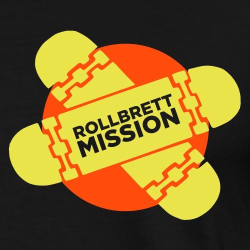 Mission Nippon - Männer Premium T-Shirt