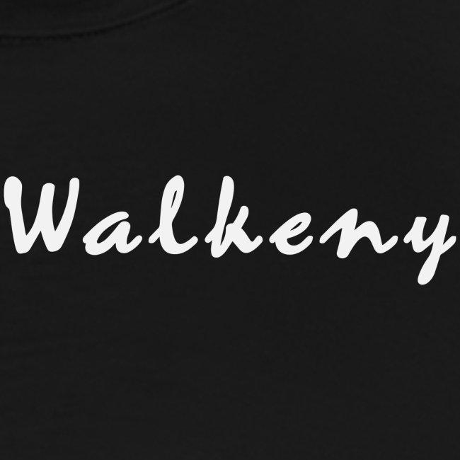 Walkeny in weiß