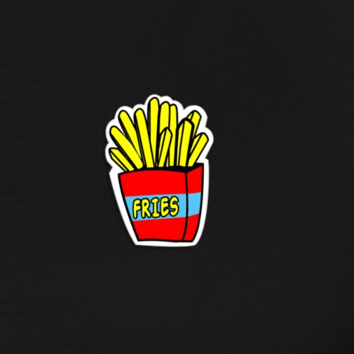 Fries - Männer Premium T-Shirt