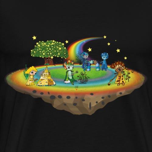Die Fünf Gooders auf Stella - Männer Premium T-Shirt