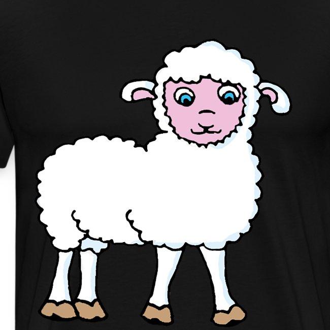 Minos le petit agneau