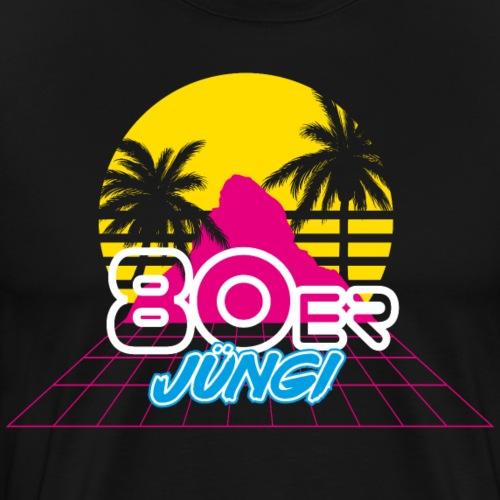 80er JÜNGI - Männer Premium T-Shirt