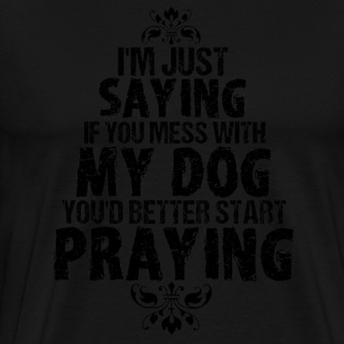 Betterpray2 - Men's Premium T-Shirt