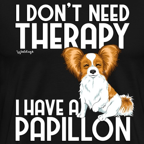 papitherapy2 - Men's Premium T-Shirt