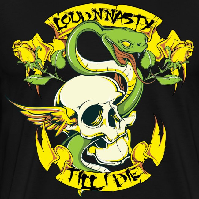 LNN SnakeSkull