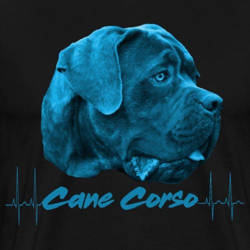 Cane Corso,Bulldogge,Bulldog,Bulldoggen,Hunderasse - Männer Premium T-Shirt
