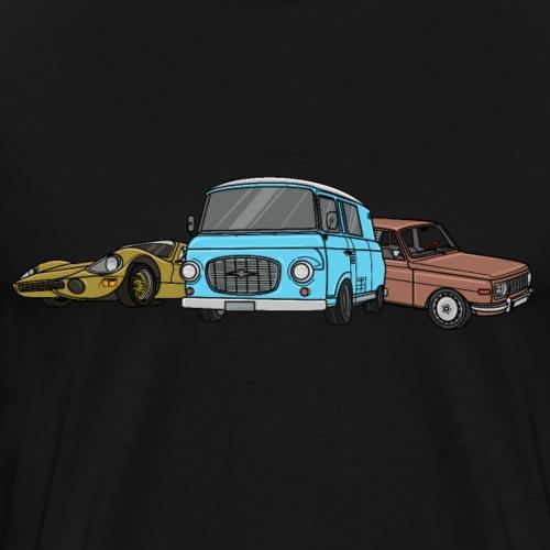 3kfz - Männer Premium T-Shirt