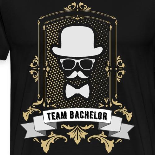 Junggesellenabschied TEAM BACHELOR Shirt - Männer Premium T-Shirt