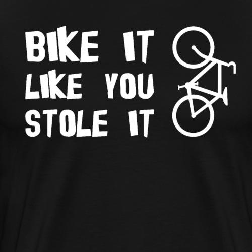 Bike It Like You Stole It Bike Design