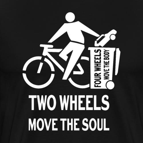 Two Wheels Move The Soul Bike Design