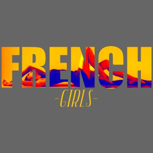 French Girls - Männer Premium T-Shirt