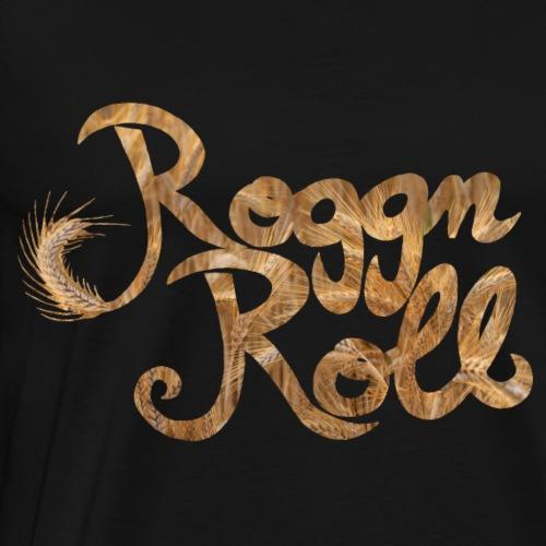 roggn roll - Männer Premium T-Shirt