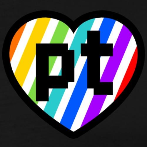 Herz Emote - Männer Premium T-Shirt