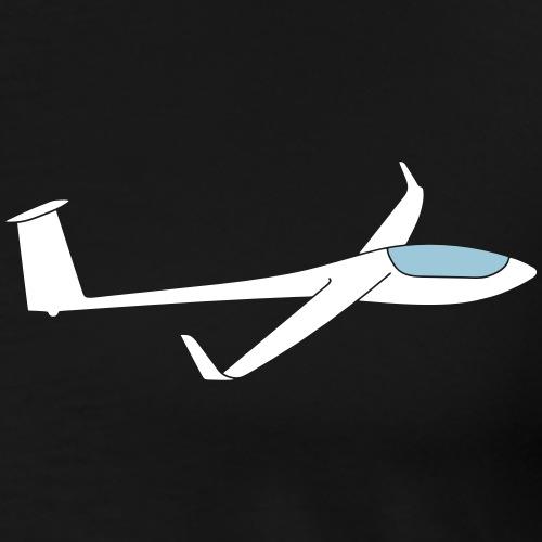 Antares 21 Segelflugzeug Segelflieger Geschenk - Männer Premium T-Shirt