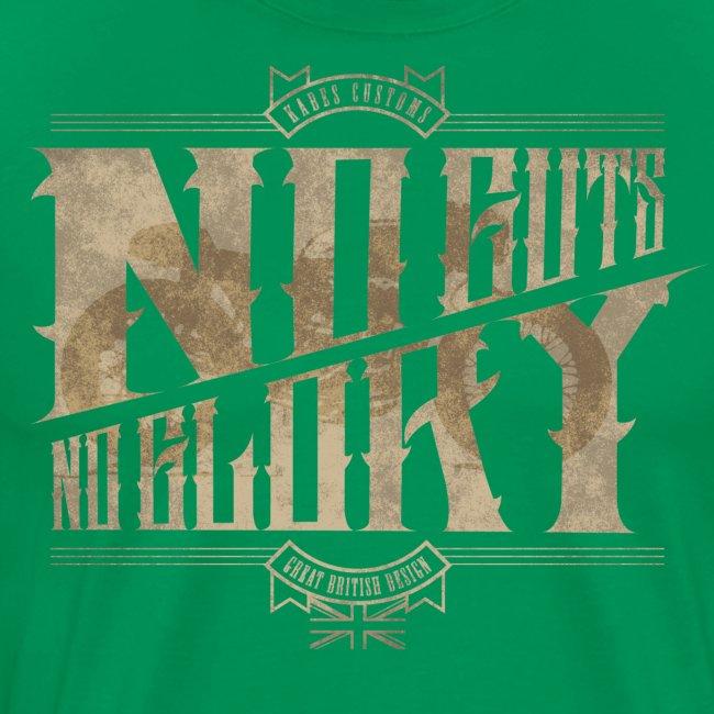 Kabes No Guts No Glory