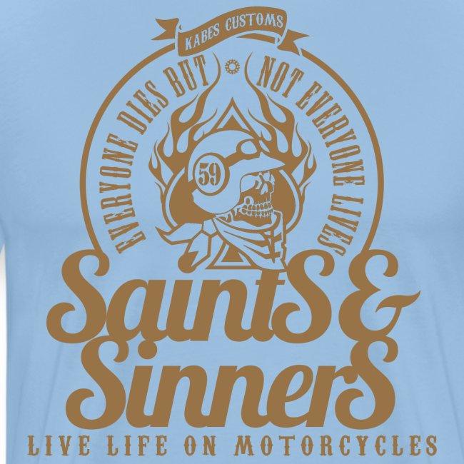 Kabes Saints & Sinners