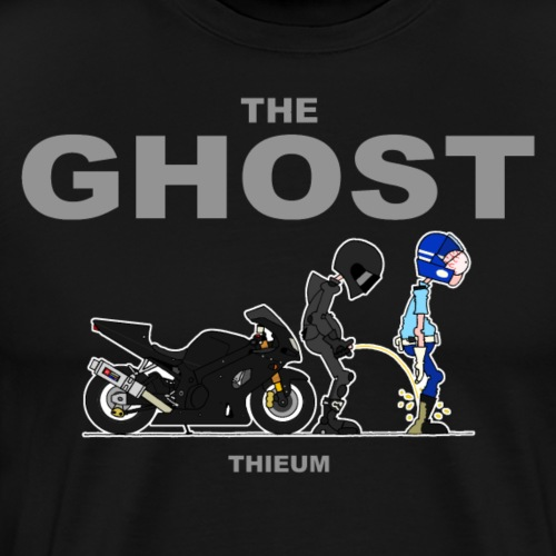 THE GHOST - T-shirt Premium Homme