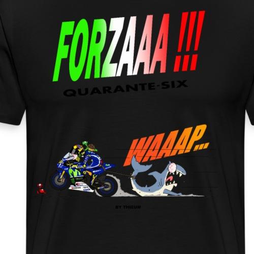 Forzaaa 2016 - T-shirt Premium Homme