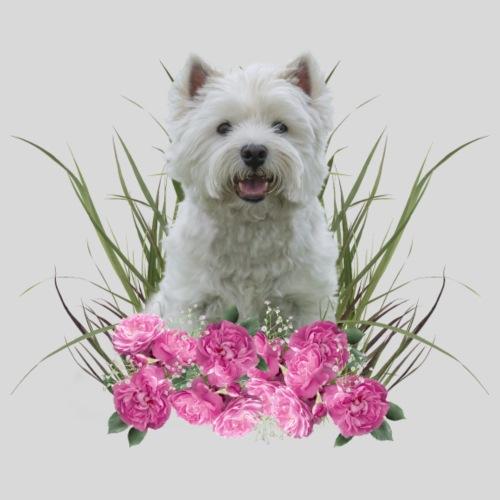 West Highland Terrier - Männer Premium T-Shirt