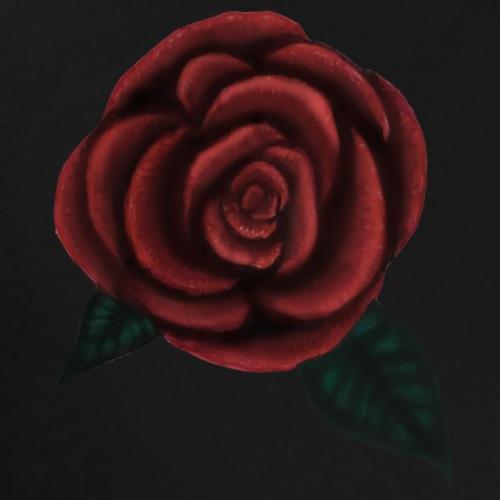 One rose - Premium-T-shirt herr