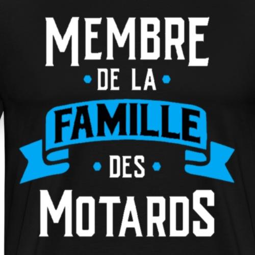 Famille des motards - T-shirt Premium Homme