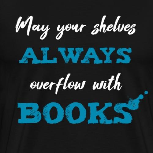 0038 author | Writer | Book blogger | reader - Men's Premium T-Shirt