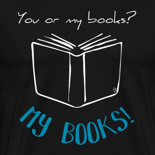 0097 Du oder meine Bücher? Bookrebels