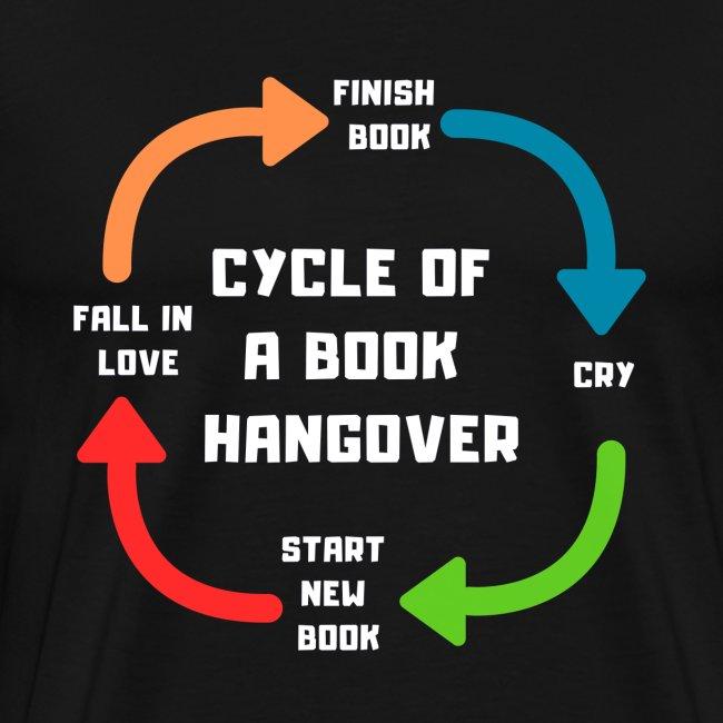 1003 circle of a book cat | book hangover