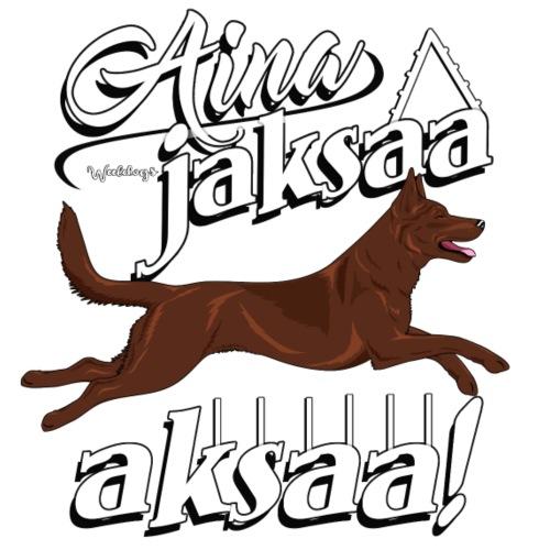 Australiankelpie Aksaa4 - Miesten premium t-paita