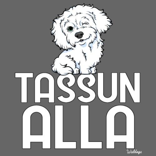 Bolognese Tassun Alla - Miesten premium t-paita