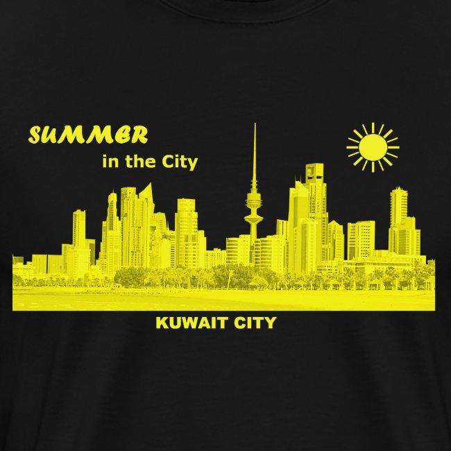 Kuwait City Summer Sonne