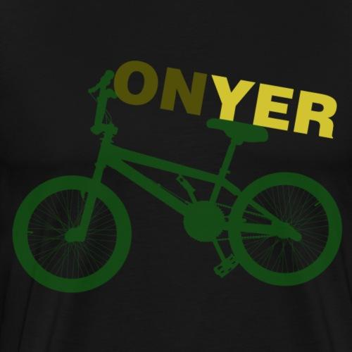 On Yer Bike - Men's Premium T-Shirt