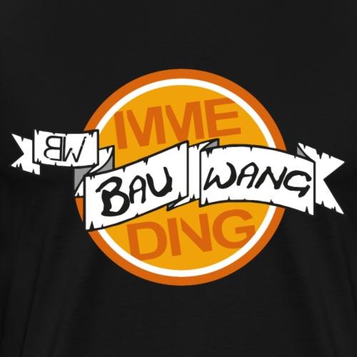 Sommer '15 #1 orange - Männer Premium T-Shirt