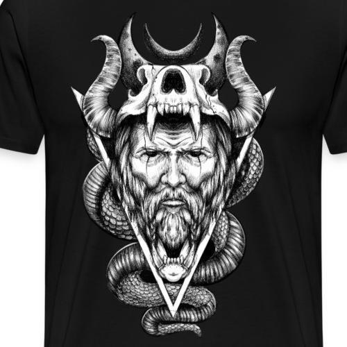 Veles - Koszulka męska Premium