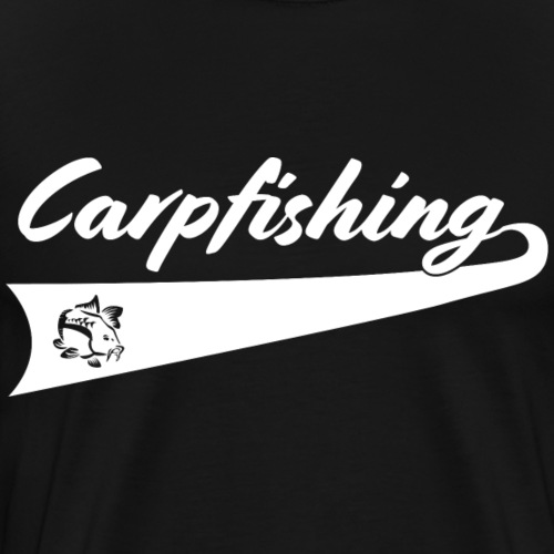 Karpen-angeln, Carpfishing, - Männer Premium T-Shirt