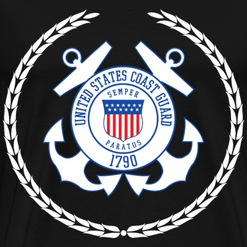 Coast Guard 1790 - Männer Premium T-Shirt