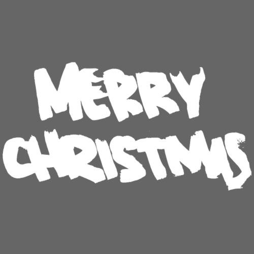 merry christmas frohe Weihnachten weihnachtlich - Männer Premium T-Shirt